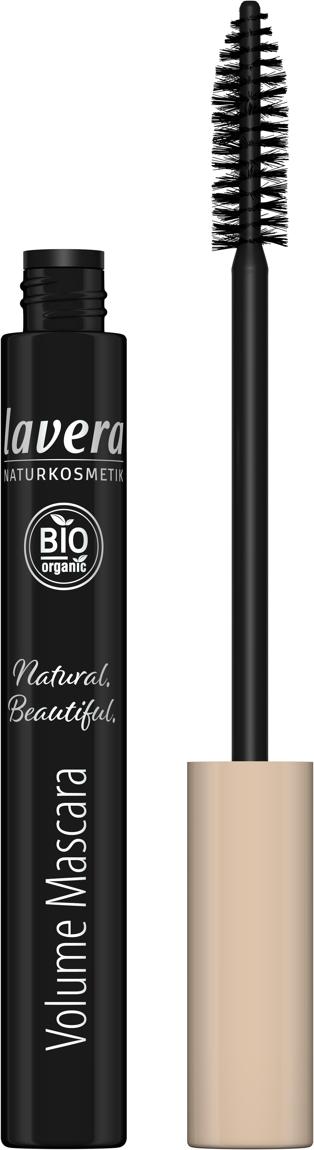 Natural. Beautiful. Volume Mascara