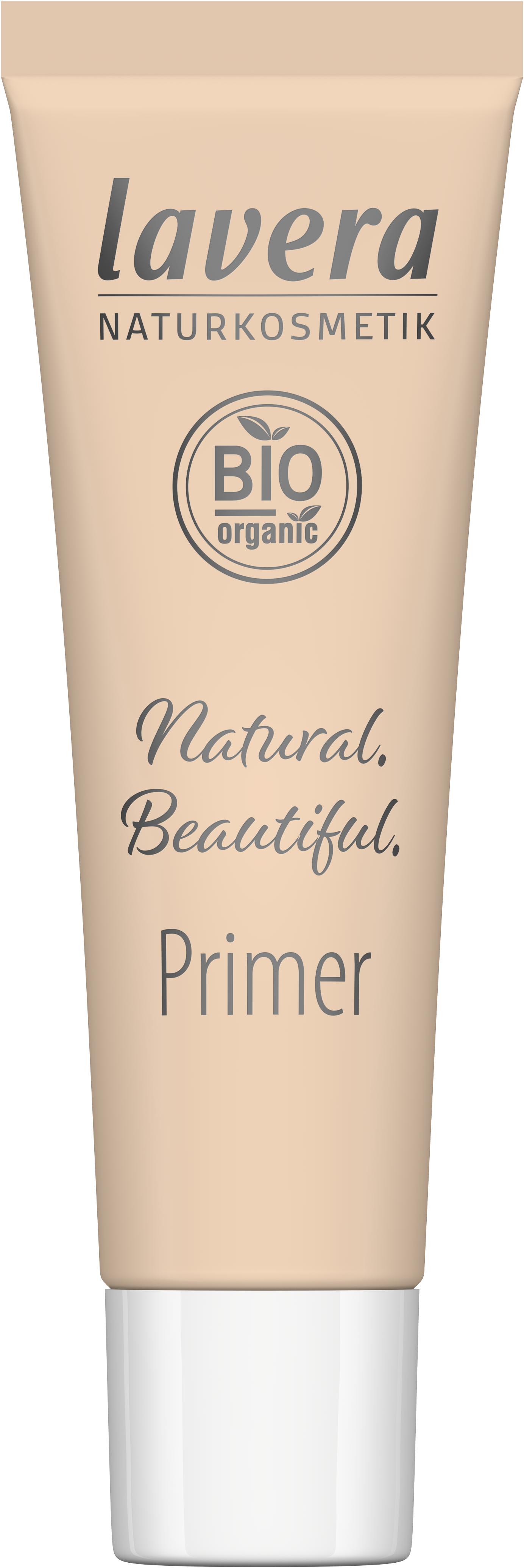 Natural. Beautiful. Primer