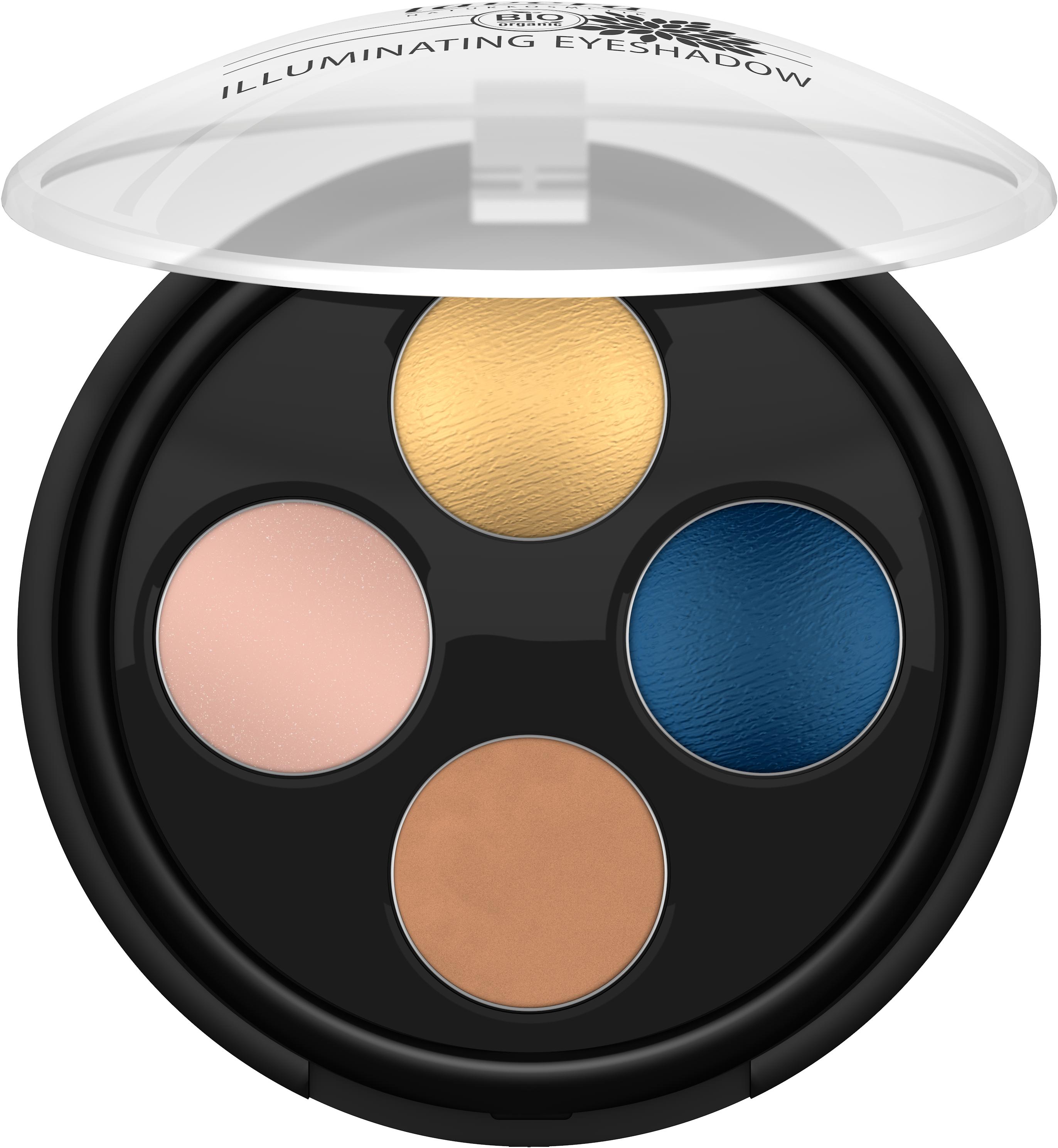 Illuminating Eyeshadow Quattro -Summer Skies 04-