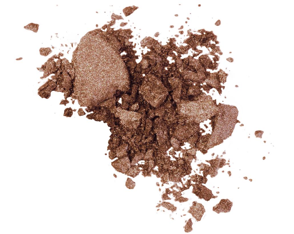 Beautiful Mineral Eyeshadow -Matt´n Copper 09-